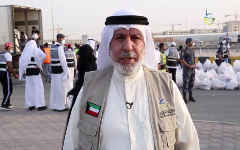 جمعية عبدالله النوري توزع 3500 سلة غذائية في جليب الشيوخ