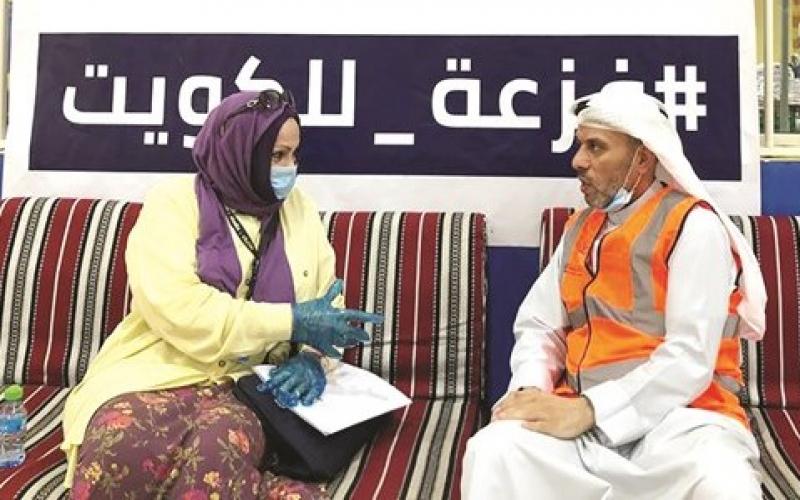 عبداللطيف الدواس لـ «الأنباء»: تجمع دواوين الكويت قدّم تبرعاً بمبلغ 48 ألف دينار لمساعدة المحتاجين والمتضررين